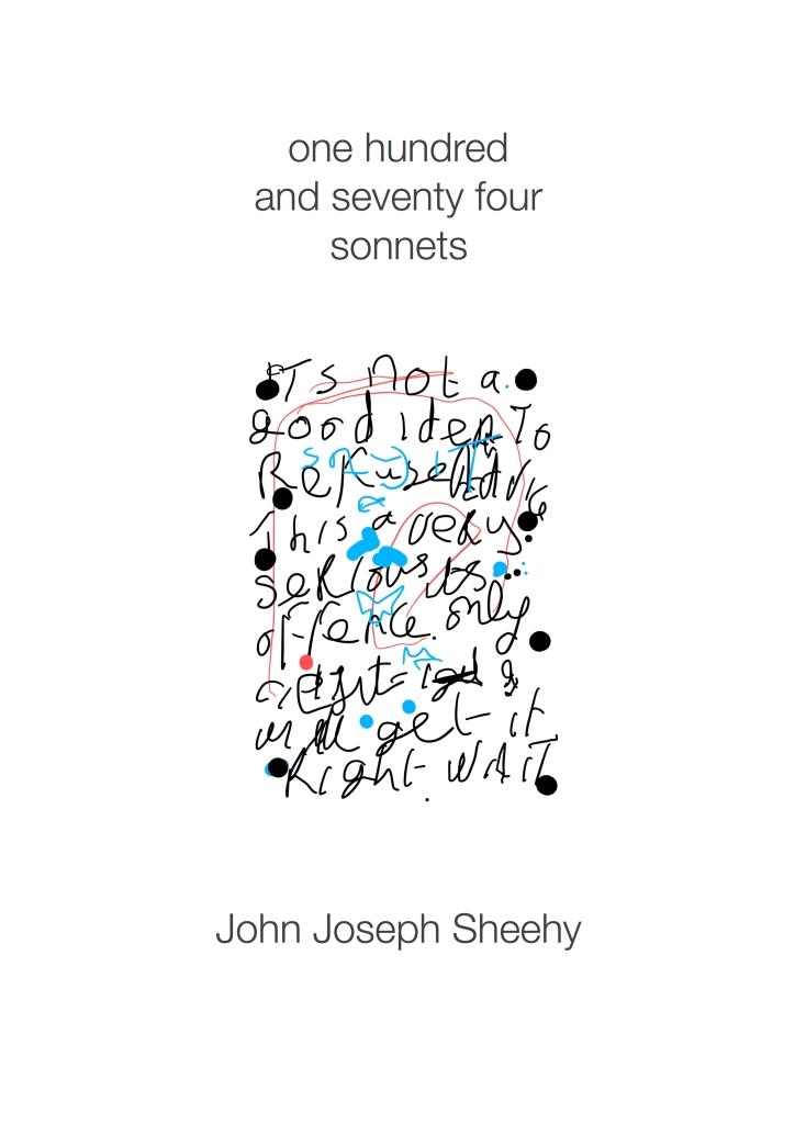 174 Sonnets - John Joseph Sheehy